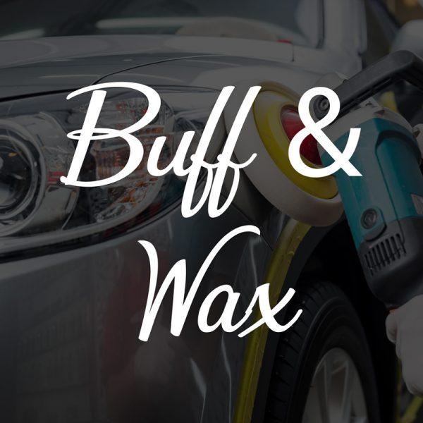 Buff & Wax