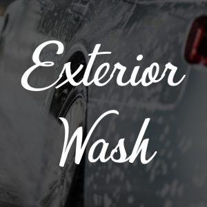 Exterior Wash