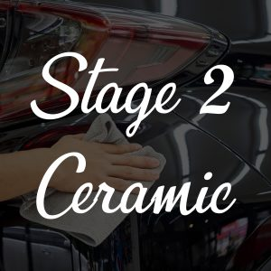 Stage 2 Ceramic Coating