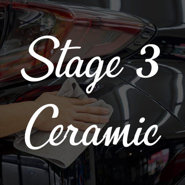 Stage 3 Ceramic Coating